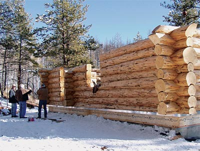 Mountain State Log Homes, Inc